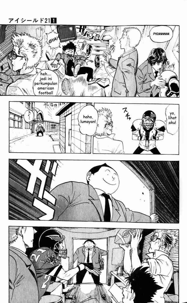 Komik eyeshield 21 001 - seseorang dengan kaki emas 2 Indonesia eyeshield 21 001 - seseorang dengan kaki emas Terbaru 26 Baca Manga Komik Indonesia 