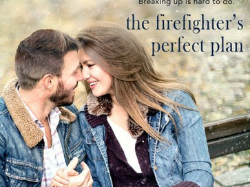 Cris Reads: THE FIREFIGHTER'S PERFECT PLAN (Fire & Sparks) by Sonya Weiss