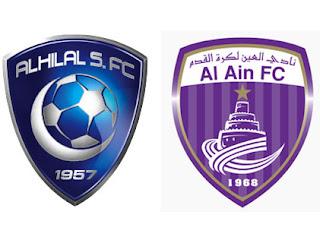 فيديو,  تعادل سلبى وطرد فى ملخص مباراة العين الإماراتى و الهلال السعودي Helal-vs-Al-Ain--AFC