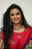 Manasa in Pink Salwar At Fashion Designer Son of Ladies Tailor Press Meet Pics ~  Exclusive 30.JPG
