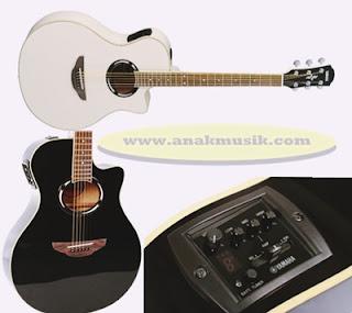 Review Gitar Yamaha APX 500 II (Akustik – Elektrik) Terbaru