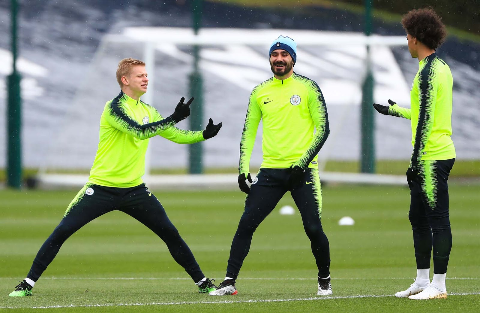 710abd171 ... has been spotted training in the upcoming white   gold Nike Mercurial  boots from the Euphoria Disruption pack that Nike has designed for those  special ...