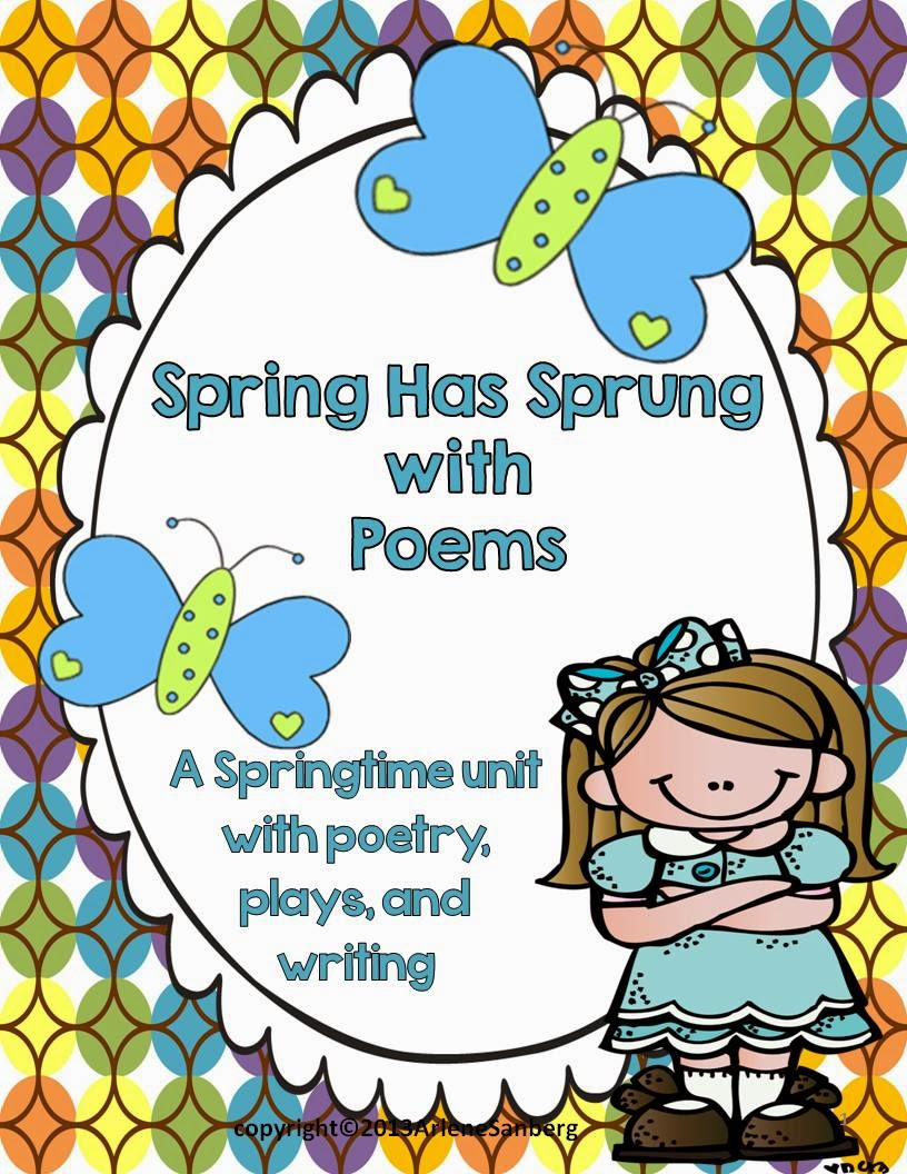 lmn tree spring poetry poetry resources and a spring this spring i have put together my own packet full of fun springtime poetry for 1st and 2nd grades you will poems such as spring is here to stay