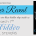 Cover Reveal & Giveaway- Hidden by M.J. Stevens