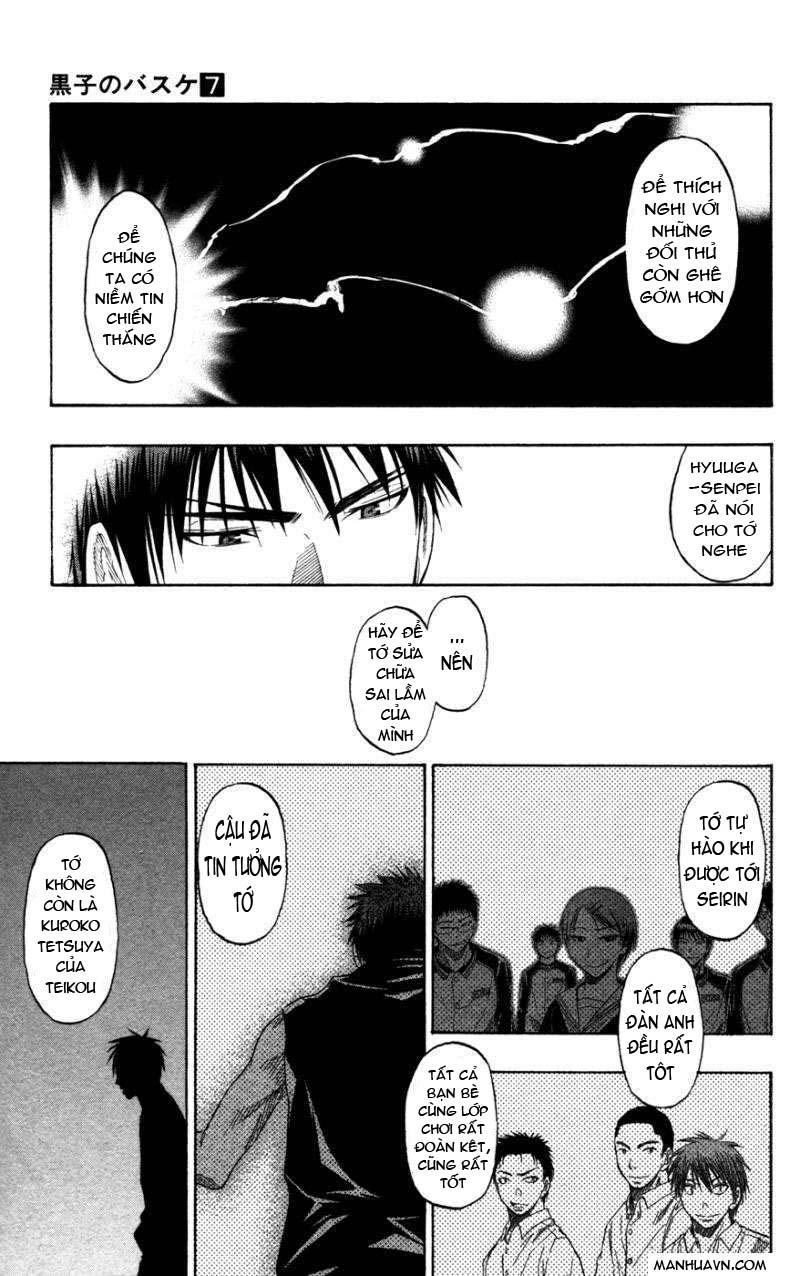 Kuroko No Basket chap 057 trang 16