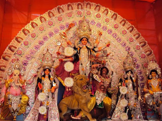We Celebrate Durga Ashtami