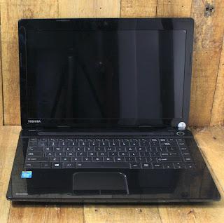 Laptop Toshiba Satellite C40-A Bekas