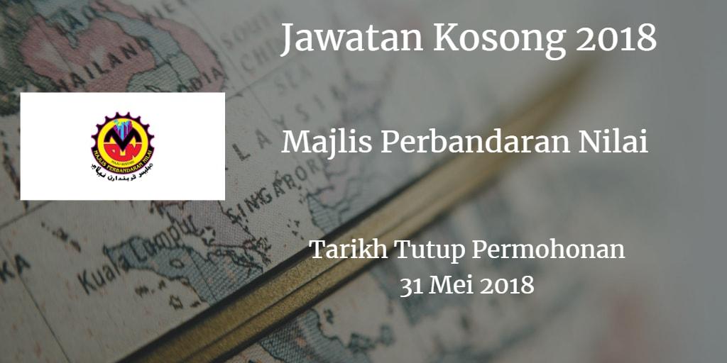 Jawatan Kosong MPN 31 Mei 2018