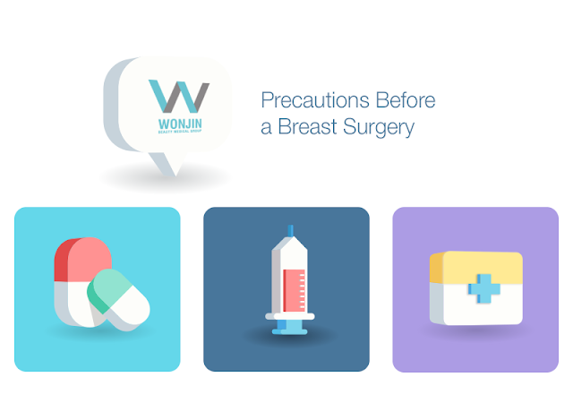 Preoperative Requirements for Breast Surgery