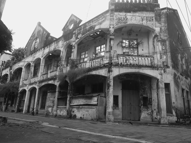 sudut kota lama