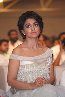Shriya Saran in Stunning White Off Shoulder Gown at Nakshatram music launch ~  Exclusive (59).JPG