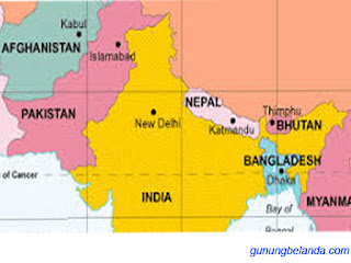Apakah Pakistan Berada Di Asia Selatan