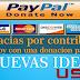 Donativos Movimiento Nuevas Ideas USA