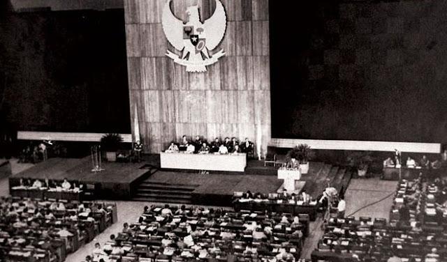 Proses Pembentukan Pemerintahan dan Lembaga Negara