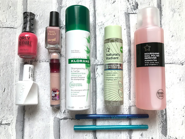 A Drugstore Beauty Haul