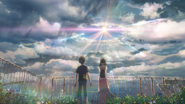 "Makoto Shinkai ""Weathering With You"""
