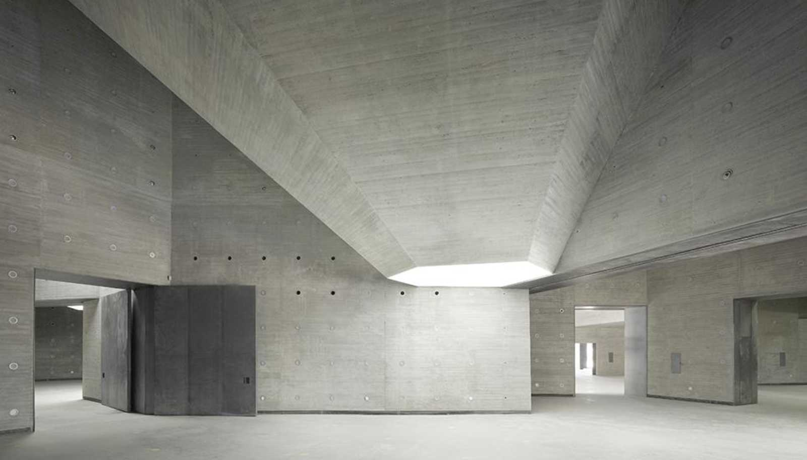 Contemporary Art Centre By Nieto Sobejano Arquitectos A