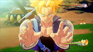 Dragon Ball Z: Kakarot - gameplay de Trunks