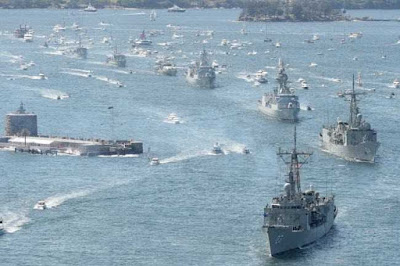 International Fleet Review