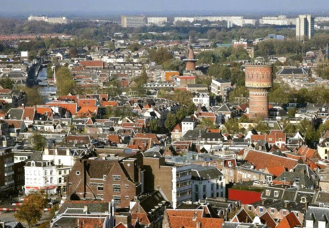 Netherlands city of Utrecht
