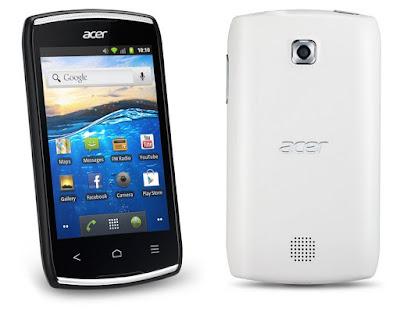 Harga dan Spesifikasi Hp Acer Liquid Z110