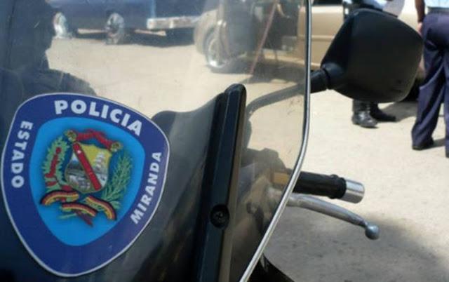 Mataron a un polimiranda para robarle el vehículo