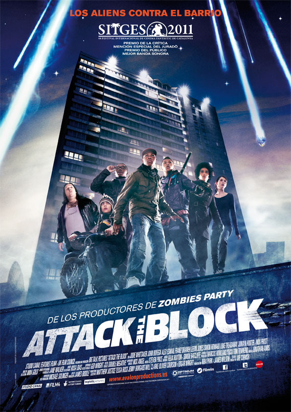 'Attack the Block'