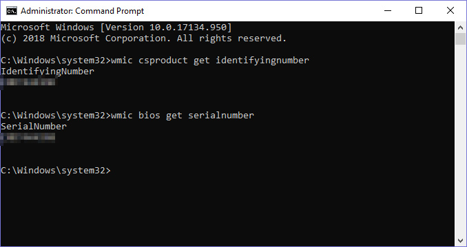 Cara Mengetahui Serial Number PC