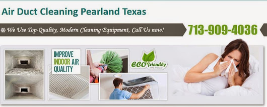 Air Duct Cleaning in Pearland