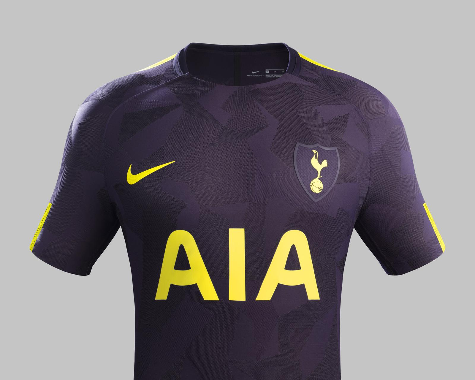 Maillot Extérieur Tottenham Hotspur 2017