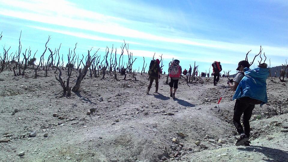 Gunung di Jawa Barat yang Mudah untuk Didaki