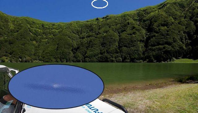 UFO News ~ Cigar-Shaped UFO appears over the island of São Miguel, Azores and MORE Cigar-shaped%2Bufo%2Bazores%2B%25281%2529