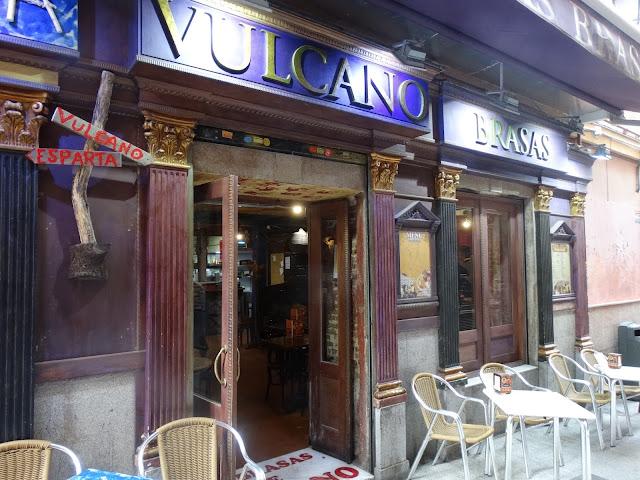 Las Brasas de Vulcano