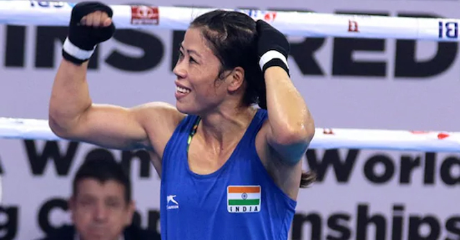 Mary-Kom-Entered-In-Semi-Final