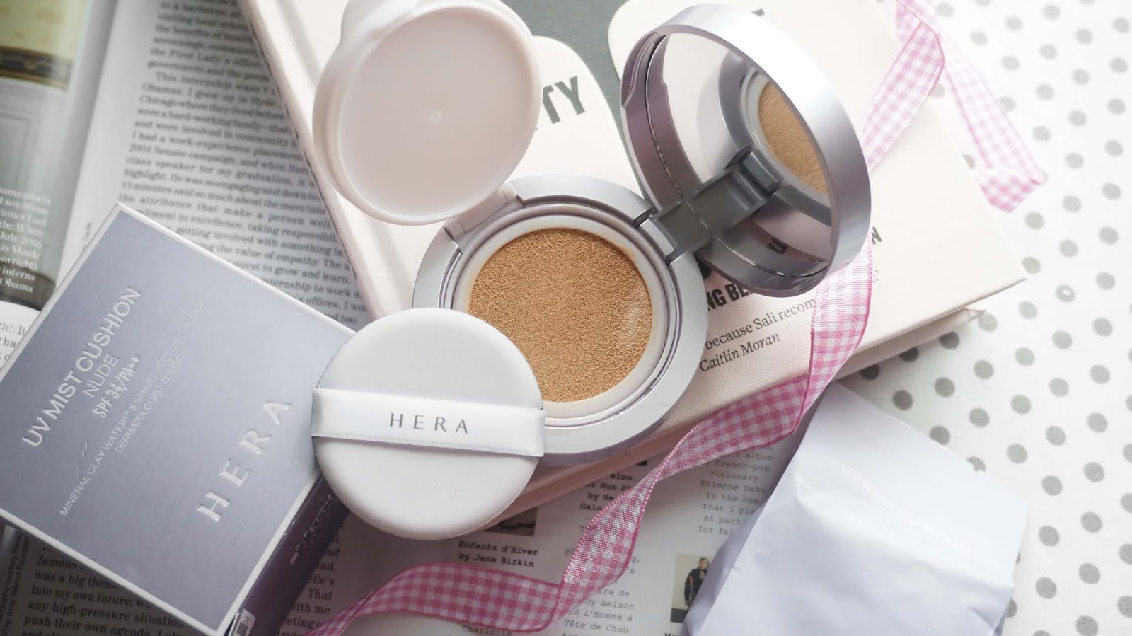 Joyce Lau First Impressions Hera Uv Mist Cushion Review