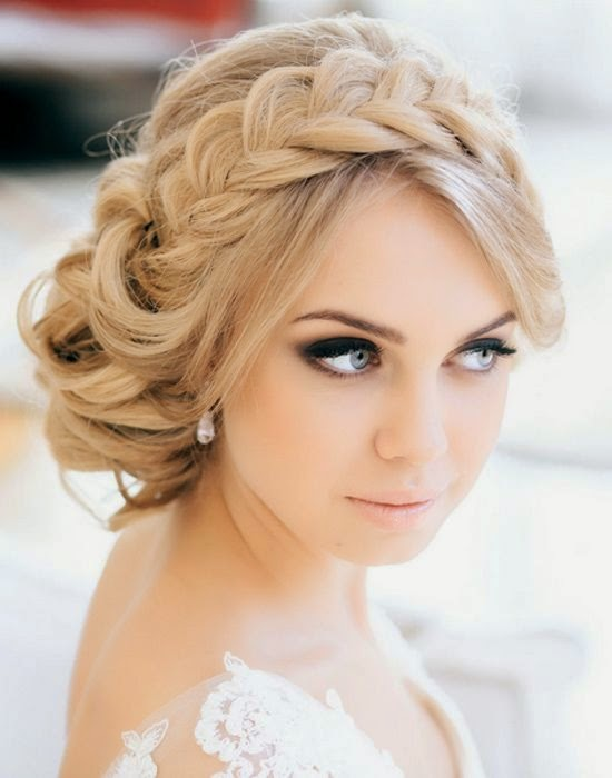 The Perfect Wedding Hairstyle
