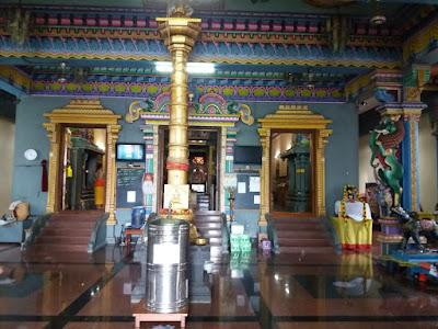 Templo Hindú Arul Mihu Navasakthi Vinayagar