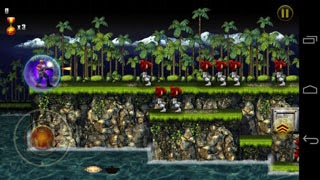 game contra cho android