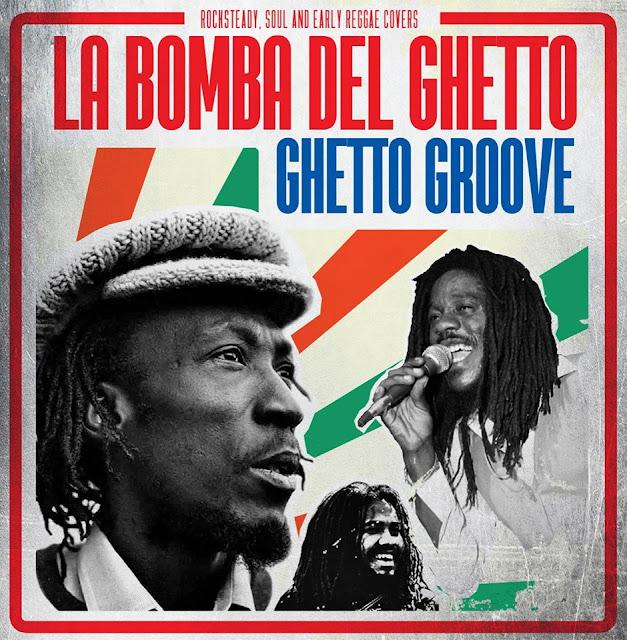 LA BOMBA DEL GHETTO - Ghetto Groove (2015)