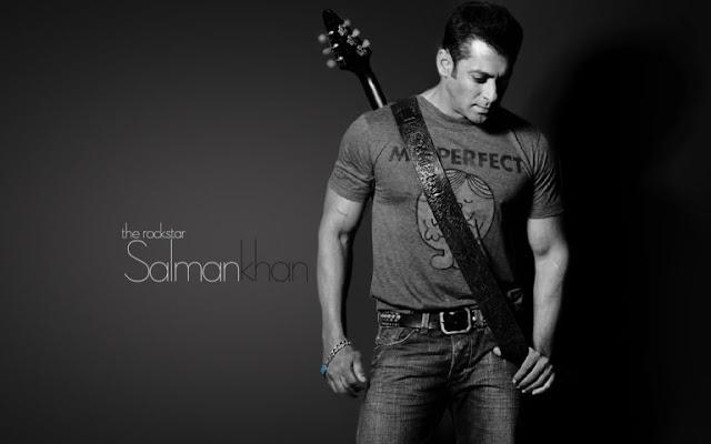 Salman Khan Black and White HD Wallpapers