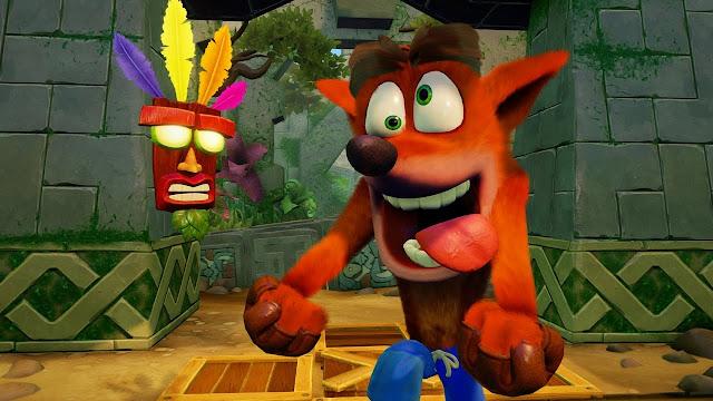 La colección remasterizada de Crash Bandicoot costará 40 euros