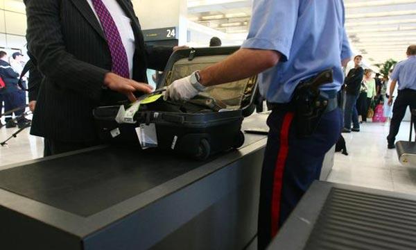 Un ressortissant Italien arrêté à l'aéroport d'Oujda pour avoir préparé une série d'attentats.