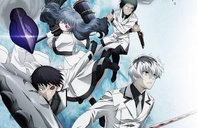 تقرير انمي Tokyo Ghoul:re s2 (الموسم الرابع)
