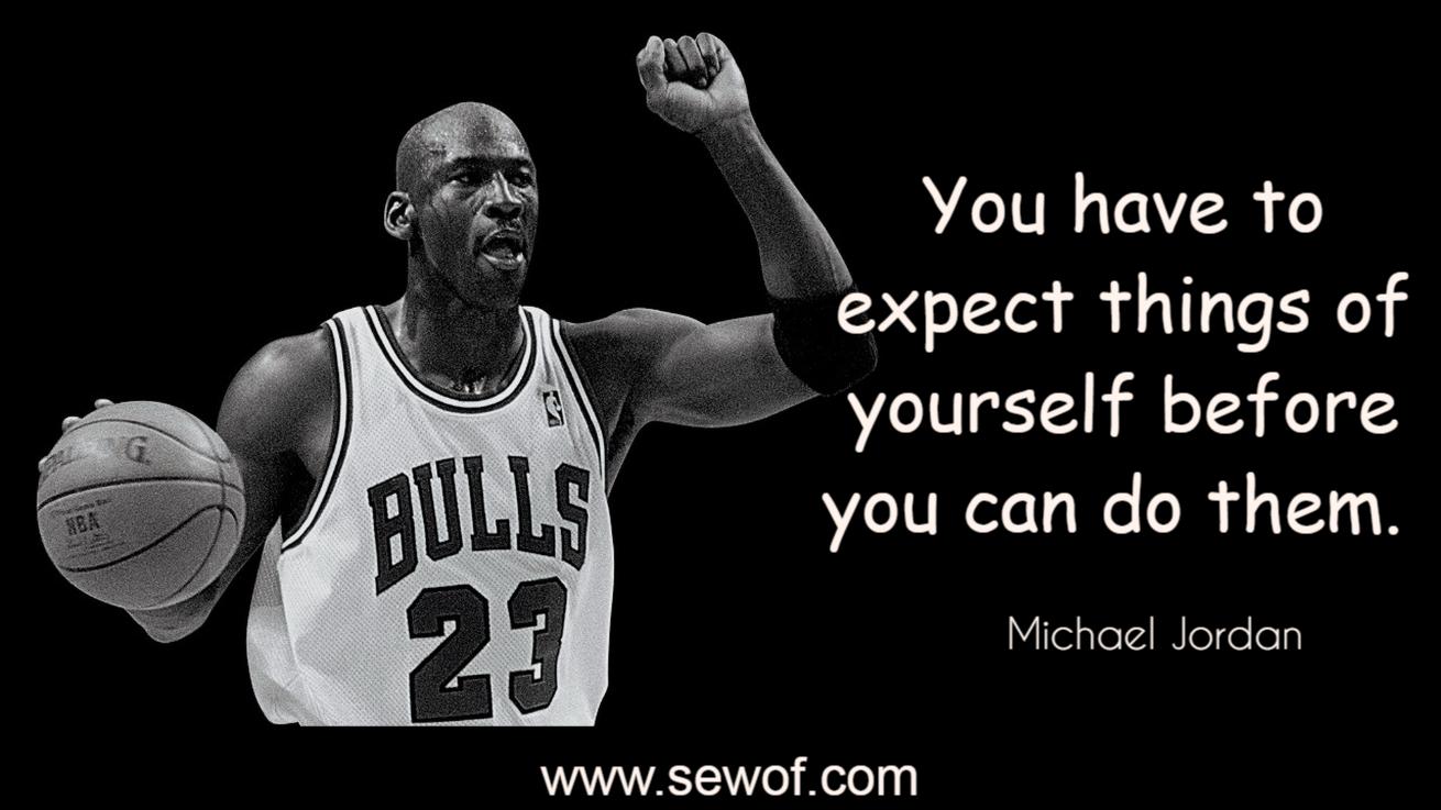 Quotes By Michael Jordan Best Quotes Of Michael Jeffrey Jordan Quotes  Sewof