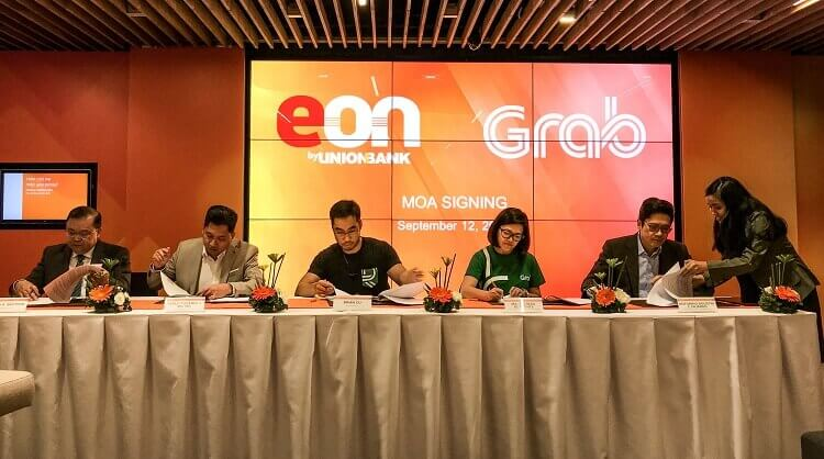 Grab Teams Up with UnionBank for an Easier Driver Disbursements