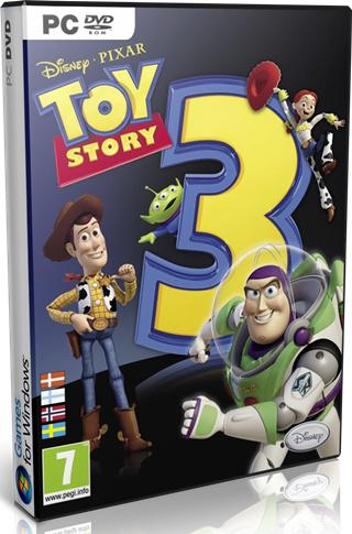 Toy Story 3 [PC] (2010) [Español] [DVD5] [Varios Hosts]