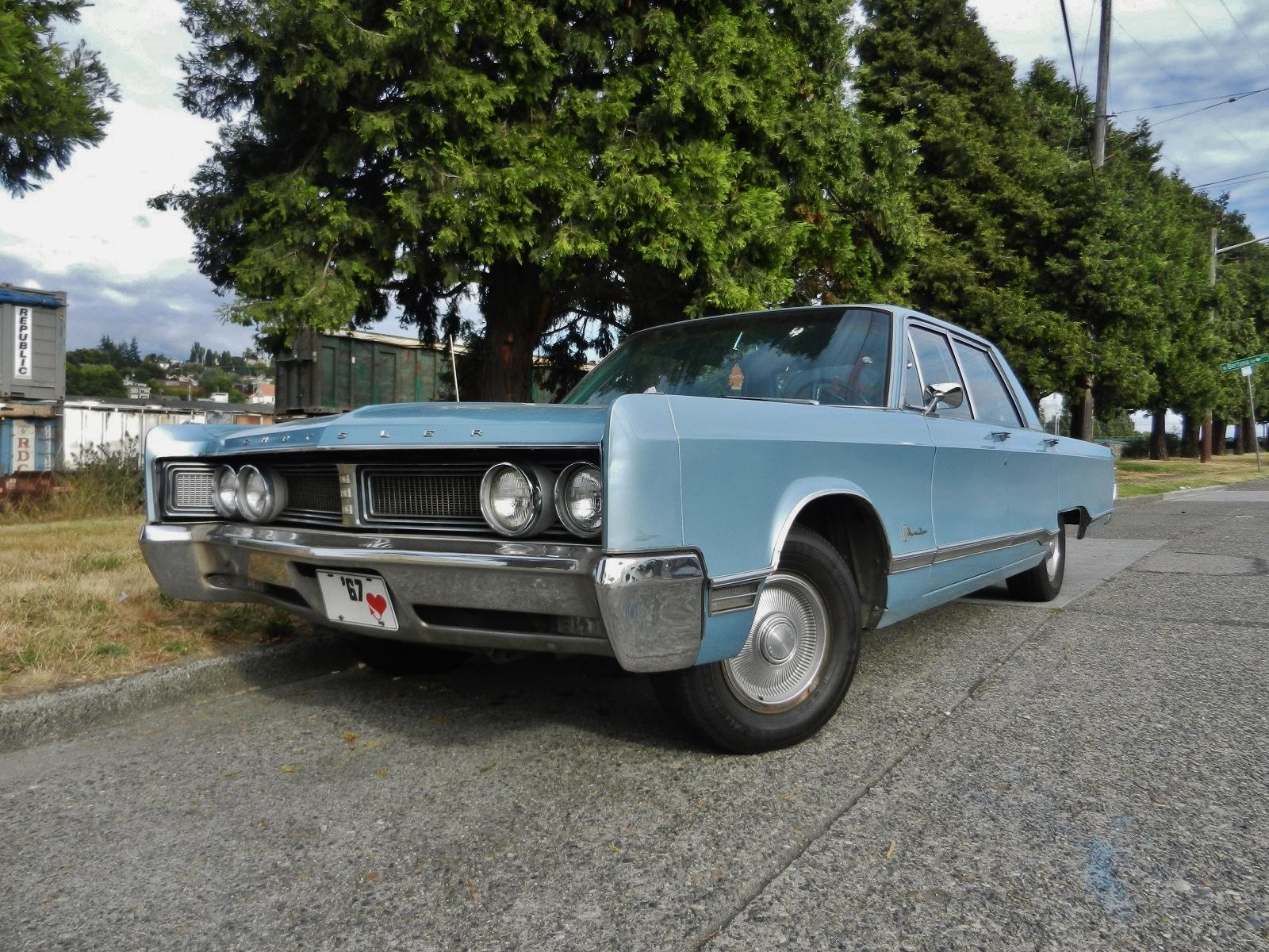 1967 Chrysler Newport Custom