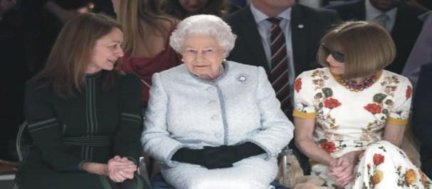 Queen Alizbath surprised everyone