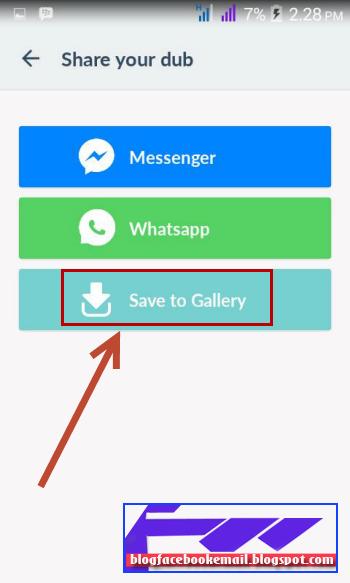 Hingga hingga ketika ini sudah bermacam-macam macam aplikasi yang sudah menjejali Hanphone entah i Cara Membuat Dan Menggunakan Aplikasi Dubsmash (Lengkap)