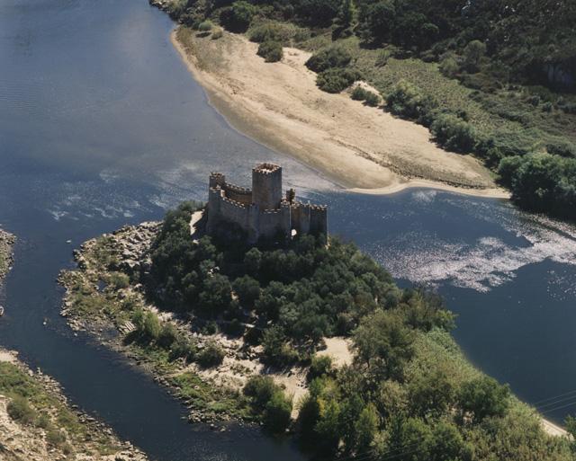 Portugal Turismo Castillo De Almourol